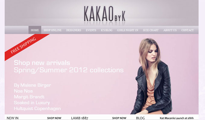 Kakao Fashion Edinburgh