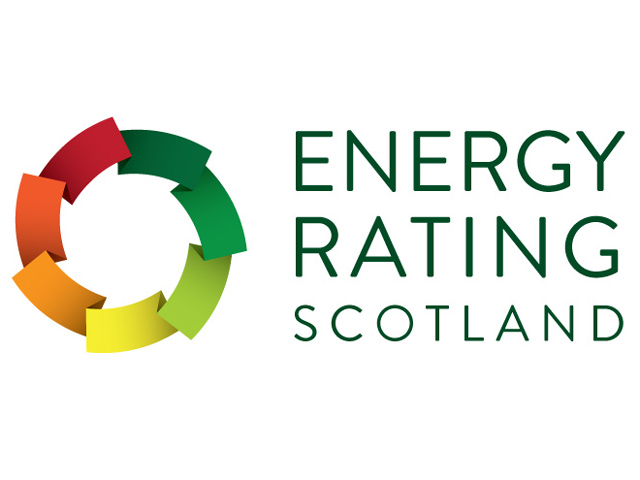 Branding designed for Energy Rating Scotland